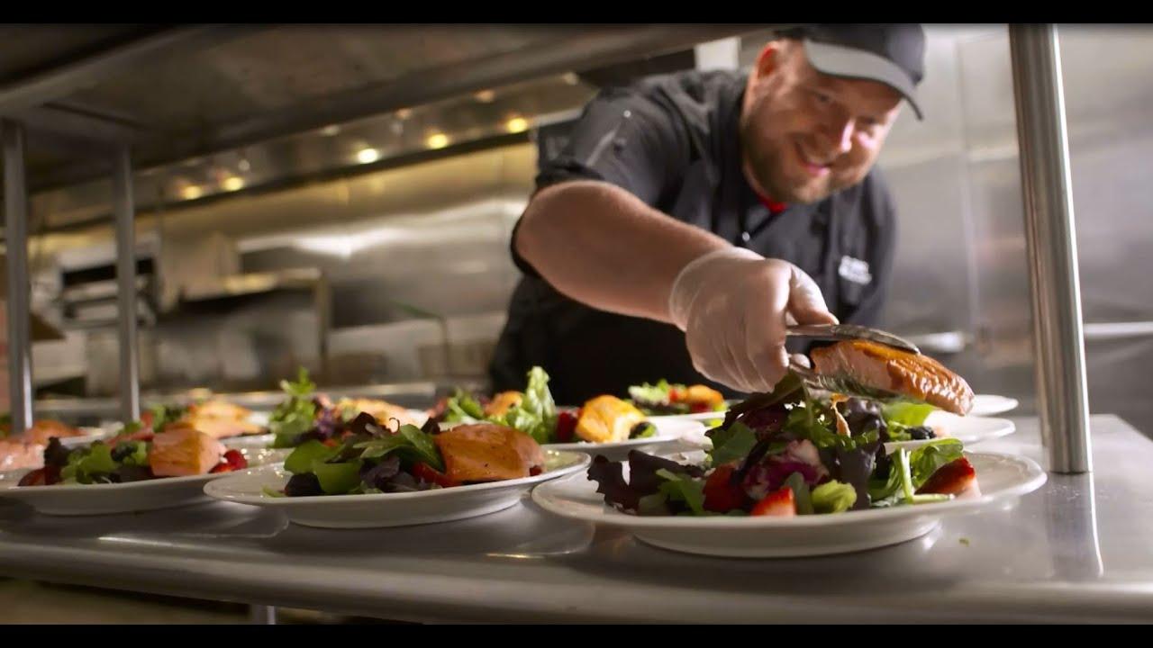 Historic chamberlin gourmet cuisine youtube for Gourmet en cuisine