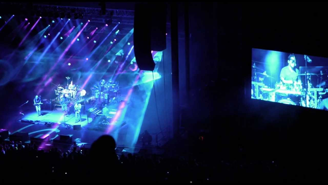 """Umphrey's McGee: """"Weird Fishes/Arpeggi"""" Live from Red ..."""