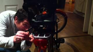GMG 911 Child Bike Seat