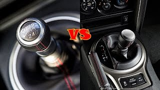 Manual VS Automatic... Which Transmission Is The Best ?!? [Toyota GT86 Review] - The Euro Car Show