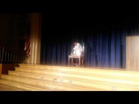 Talent Show 2015 at Vine Street School