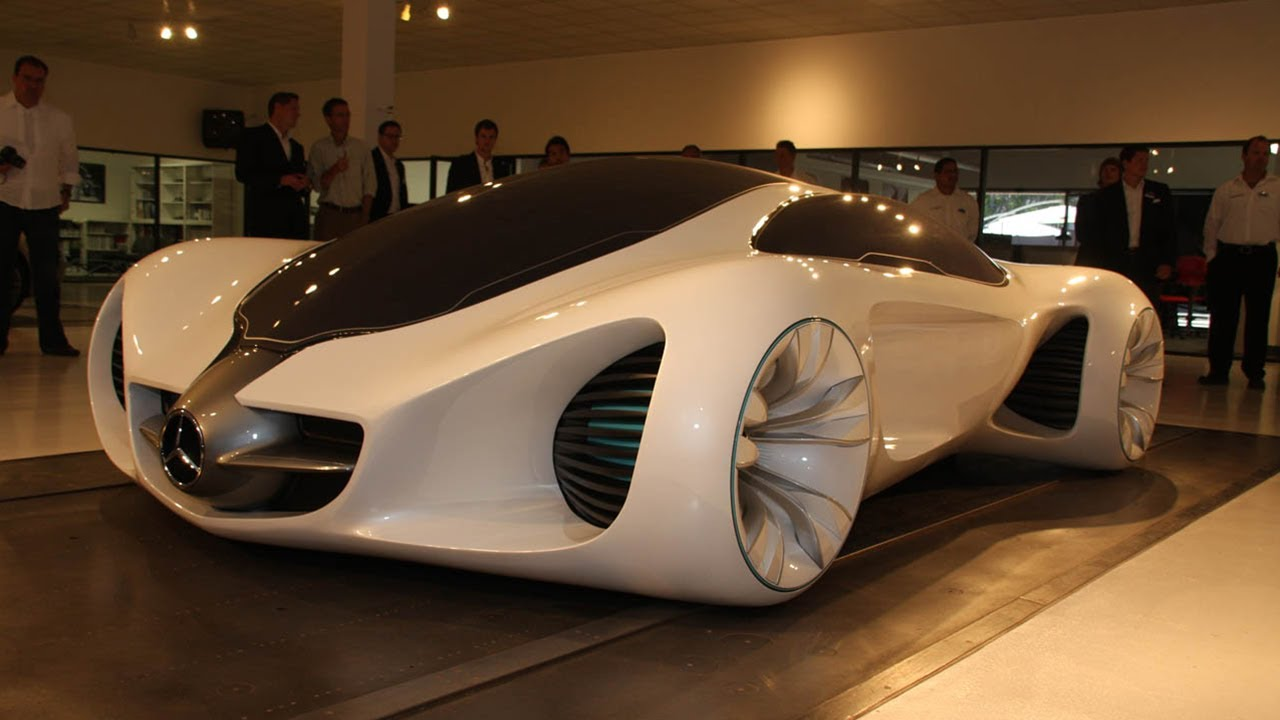 mercedes-benz biome concept with biofibre - youtube