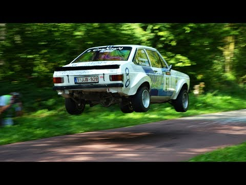 Escort Rally Special 2019 |BEST OF w/ BIG JUMPS|