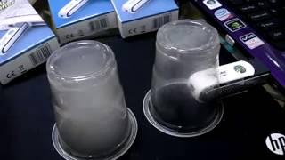 USB Air Ionizer Purifier