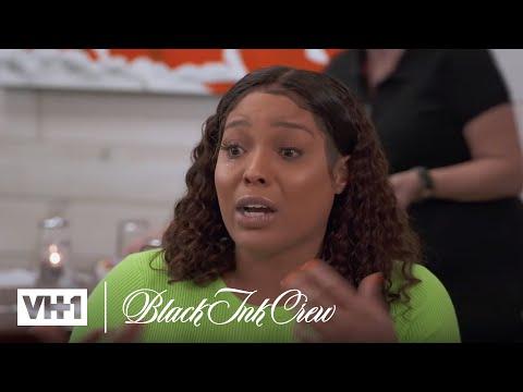 Charmaine & Ryan Reveal Their True Feelings  Black Ink Crew: Chicago