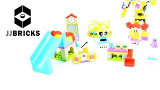 LEGO Powerpuff Girls Bubbles' Playground Showdown 41287 - Speed Build & Animation