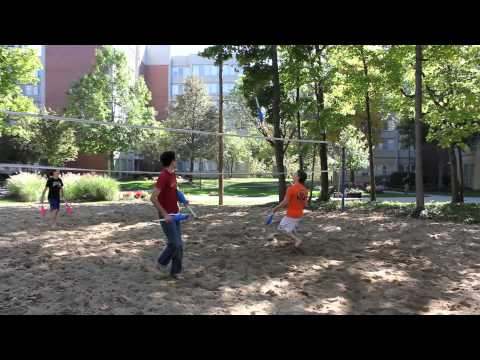 Cleveland Circus 2013 - A Round of Volley Juggling