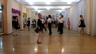 Полька контрольный урок по танцам