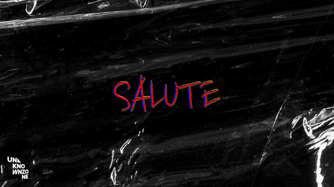 unknown zone (언노운 존) - Salute (zone. KK)[ Official Lyric Video ]