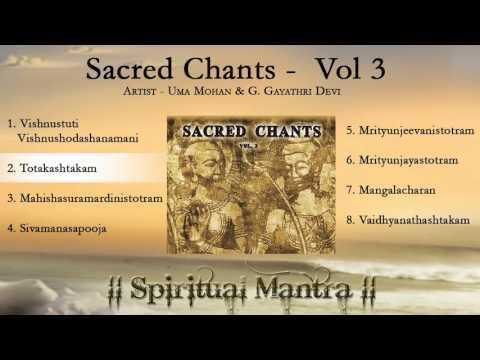 Sacred Chants Vol 3