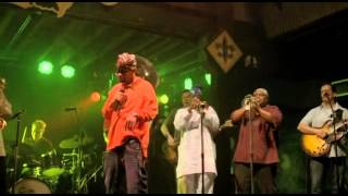 Galactic, Dirty Dozen Brass Band, Juvenile - From The Corner To The Block
