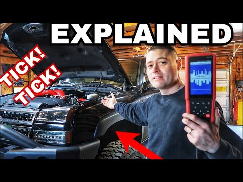 How to diagnose and find that Duramax Tick noise