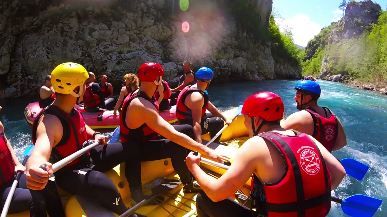 Rafting Tara Rating Centar Drina Tara Wwwraftingtaracom 4k