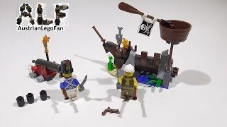 Lego Pirates 70409 Shipwreck Defense / Verteidigung Des Schiffswracks - Lego Speed Build Review