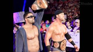 WWE: All About The Power (David Otunga & Michael McGillicutty Theme Song)