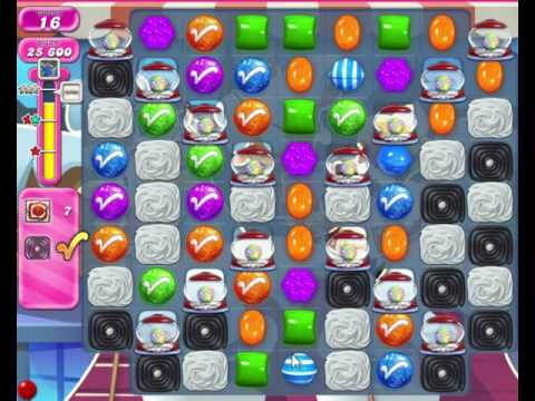 how to win level 2167 candy crush saga
