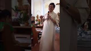 Cha Giuse Vũ Thế Toàn - Tĩnh Tâm Mùa Vọng SVCG Đà Nẵng 16/12/2017 (Phần 2)