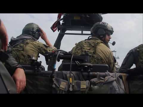 Naval Special Warfare VBSS/Maritime Training with Ukrainian SOF 2017