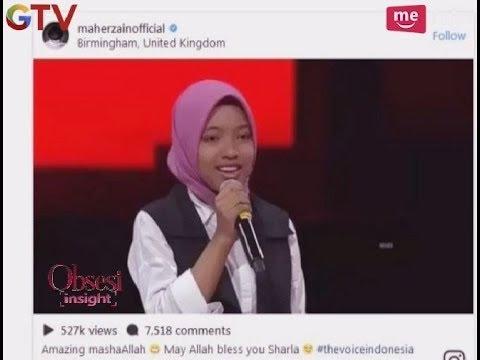 Maher Zain Kagumi Suara Sharla, Kontestan TVKI 2 Saat Bershalawat - Obsesi 04/11