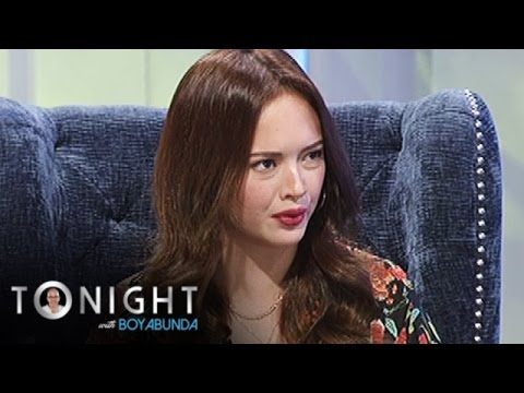 TWBA: Ellen on playing her role as Isadora