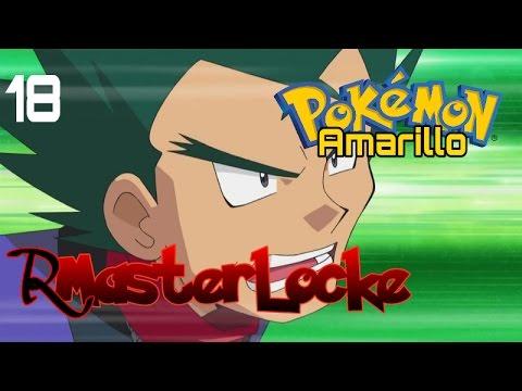 Pokémon Amarillo (RMasterLocke) Ep.18 - Muy venenoso (Koga)