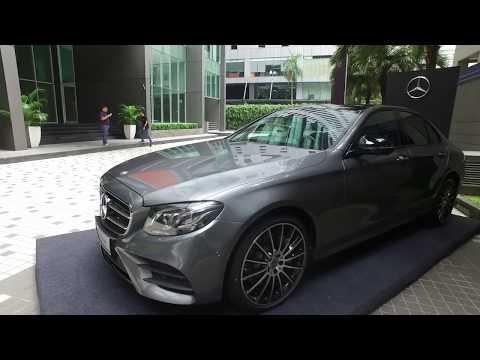 2018 Mercedes-Benz E-Class E 300 AMG Line CKD Walkaround | EvoMalaysia.com