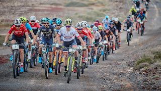 The 2019 Edition of © 4 Stage MTB Lanzarote