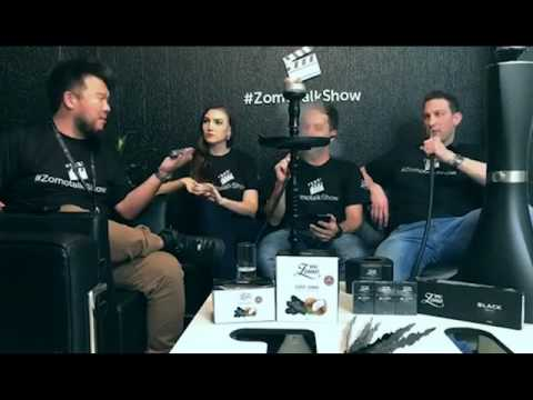 Zomo Talk Show USA #01 - Zomo Black Edition | Zomo tobacco f