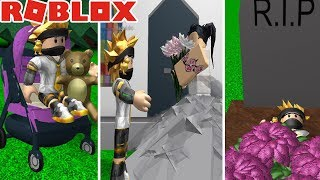 THE LIFE OF HADES FROM BIRTH TO DEATH! -ROBLOX #497