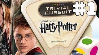 HARRY POTTER TRIVIAL PURSUIT #1 | September 27th, 2016