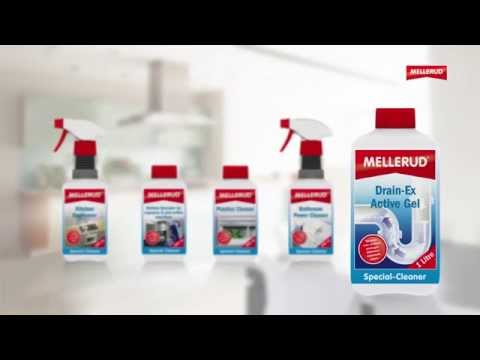 MELLERUD – specialist cleaners for cleaning, descaling, degreasing, maintaining and protecting EN
