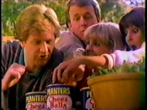 1980s Planters Cheez Balls Commercial - YouTube on mr. peanut, planters peanuts, stove top stuffing, kraft cheese nips, a1 steak sauce, planters cheese puffs, oscar mayer, planters cheese curls, bingo balls, nike soccer balls, planters product, prince polo, miracle whip, kraft singles, planters cheese ba s, planters honey roasted cashews, boca burger,