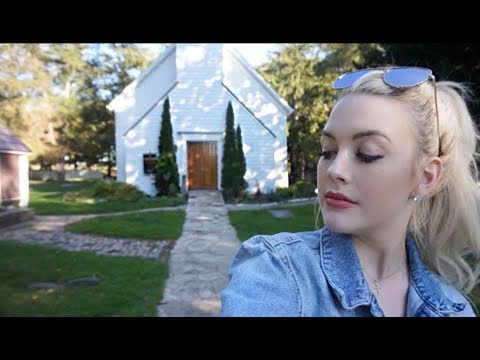 Exploring The OLDEST Chapel In Ontario Canada...