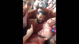 I just wanna f#cking dance! Bear Week 2015
