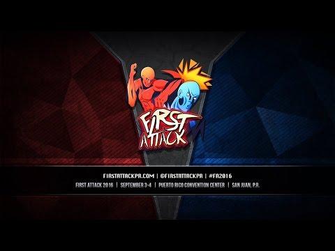 FA2016 Super Smash Bros. 4 Top 8