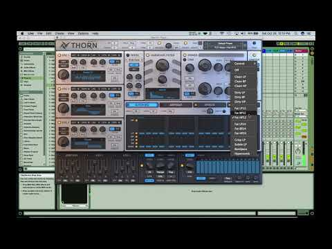 Thorn VST Synth Plugin Overview/Review