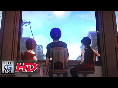 """CGI 3D Animated Trailers: """"Remnants of Demons"""" - by David Redus 