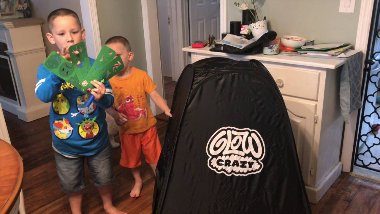 Magic Box Glow Crazy Doodle Dome  sc 1 st  YouTube & Magic Box: Glow Crazy Doodle Dome - YouTube