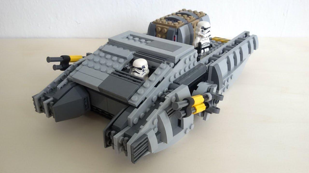 Lego Hovertank Alternate Build