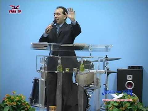 Mensaje El Ciego de Bartimeo Pastor Rafael Dasilva - Campaña Proclamando la Fe de Jesus - Glen Burni