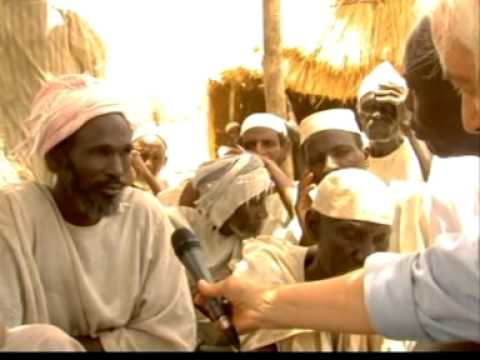 George Clooney's video diary from Sudan and Chad - Part 1