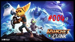 Ratchet and Clank #004 Die Invasion (Planet Novalis / Kerwan)