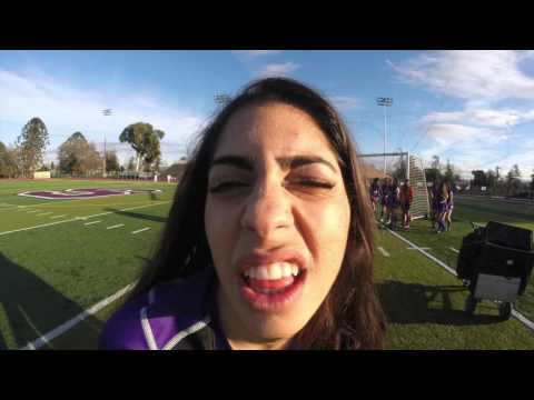 Time-lapse Sequoia High School Girls Soccer Team 2015