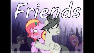 Клип friends