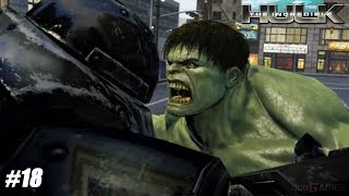 The Incredible Hulk - Wii Playthrough Gameplay 1080p (DOLPHIN) PART 18