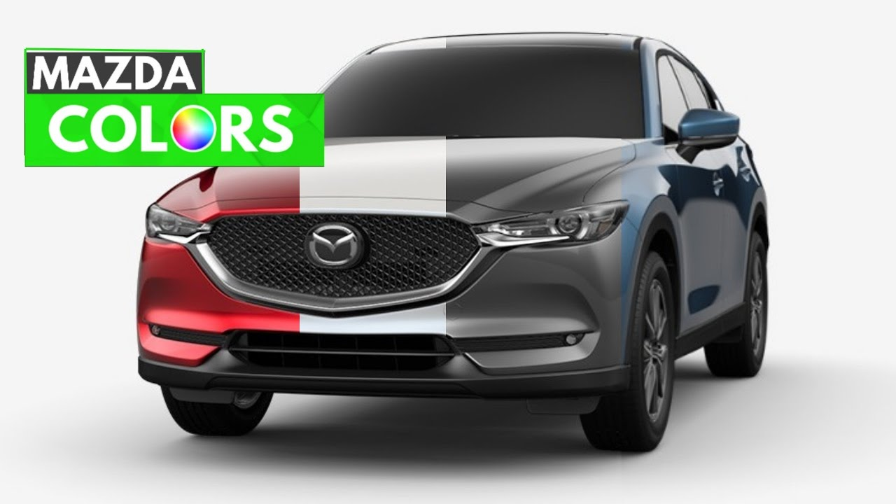 Cx 5 Colors U003eu003e 2017 Mazda Cx 5 Colors Youtube