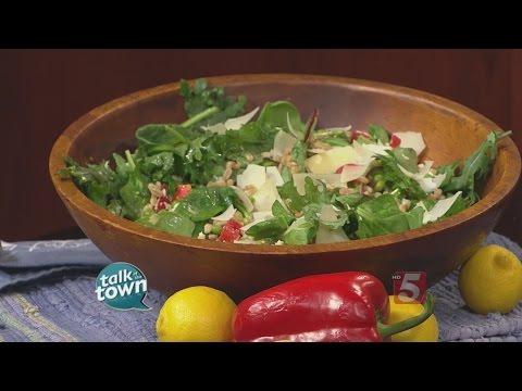 RECIPE # 5317 Farro Power Salad