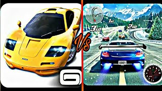 Asphalt Nitro Vs Street Racing 3D | Racing Games Comparison 2019