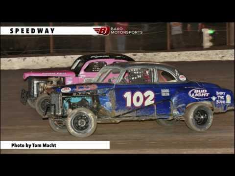 Power Hour Bakersfield Speedway segment 051717