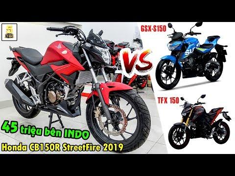 Honda CB150R StreetFire 2019 Ra Mắt ▶️ Đối Thủ Của Yamaha TFX 150 Và Suzuki GSX-S150 🔴 TOP 5 ĐAM MÊ
